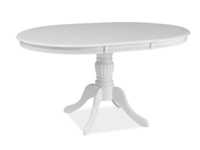 Stół rozkładany OLIVIA biały 106(141)106