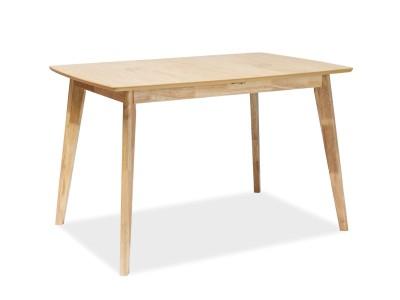 Stół rozkładany BRANDO dąb 120(160)X80