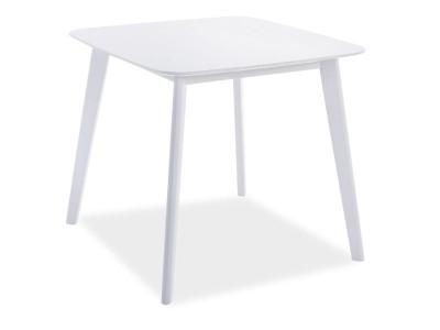 Stół SIGMA biały 80X80