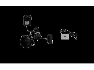 Zestaw oświetlenia LED 1-punktowy RAIDON IZLED08-01-WW01