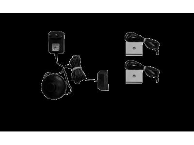 Zestaw oświetlenia LED 2-punktowy TRONDHEIM IZLED08-02-WW01