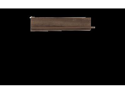 Półka ścienna TRASS typ TRAB01