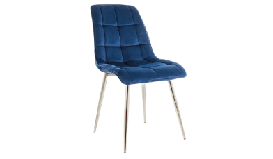 Krzesła metalowe